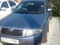 Skoda Superb, 2004, 19 tdi